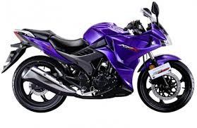 Lifan KPR 150 Purple