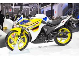 Lifan KPR 150 Yellow and White Multiple