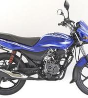 Bajaj Platina 100 ES Light Blue