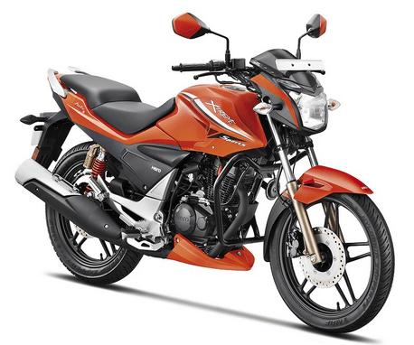 Hero Xtreme sports Pyro Orange