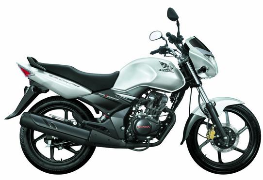 Honda CB Unicorn 150 Silver