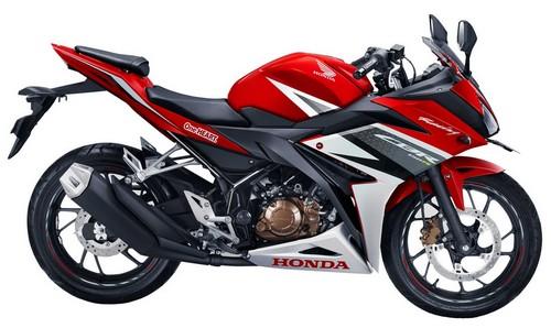 Honda CBR150R 2016 Racing Red