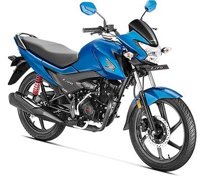 Honda Livo 110 BS4 Blue