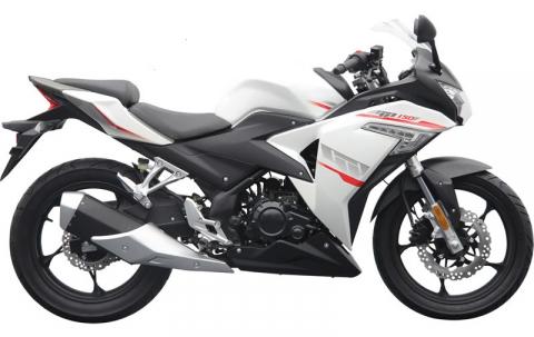 Loncin GP 150 White