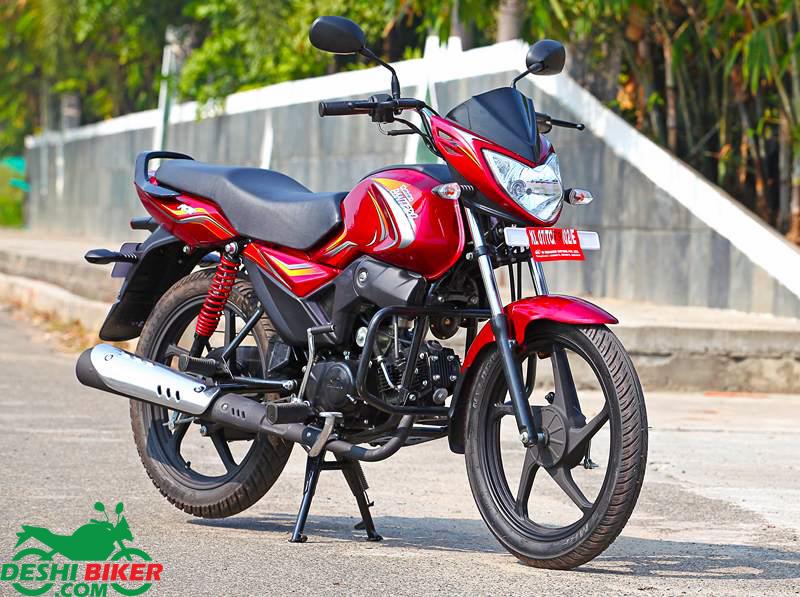 Mahindra Pantero Red