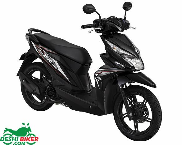 Honda Beat Black