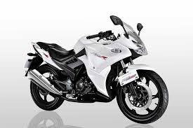 Lifan KPR 150 White
