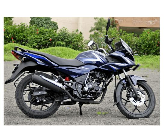 Bajaj Discover 150F Dark Blue