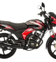 TVS Stryker 125 red