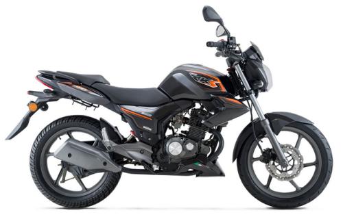 Keeway RKS 150 Sport Black