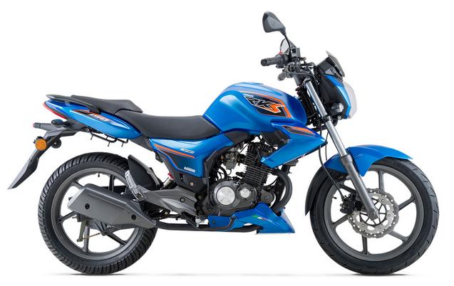Keeway RKS 150 Sport Blue