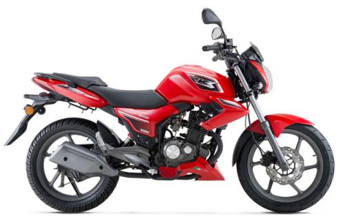 Keeway RKS 150 Sport Red