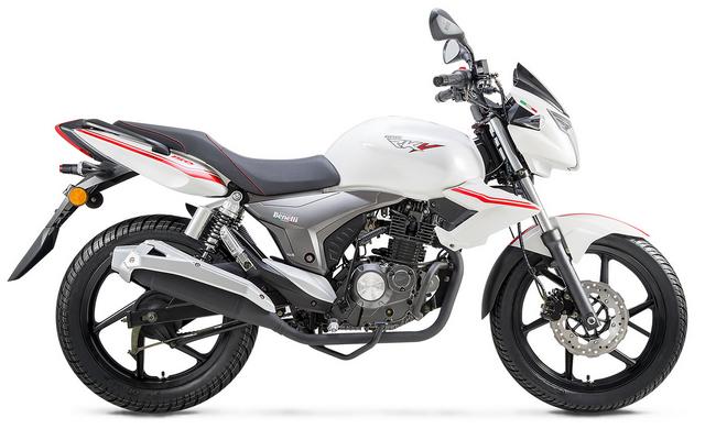 Keeway RKV 150 White