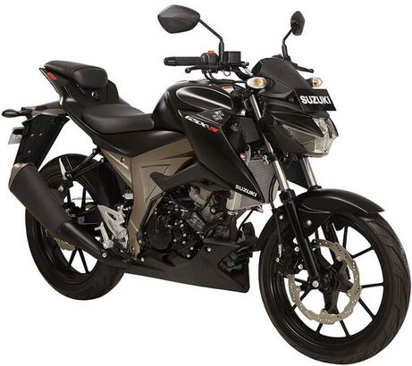 Suzuki Gsx S  Top Speed