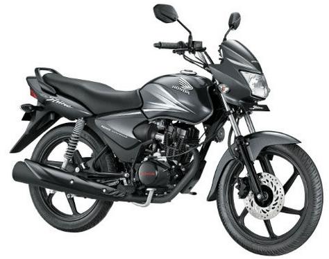 Honda Shine Motorcycle Price