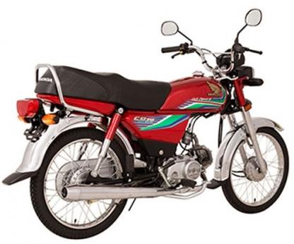 Honda CD80