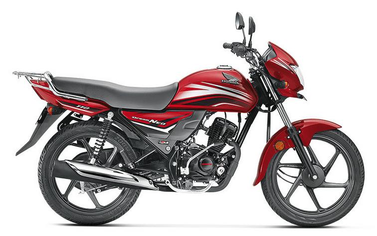 Honda Neo Red