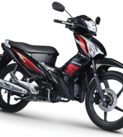 Honda Wave Alpha black