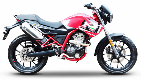 Race SR 125 Red