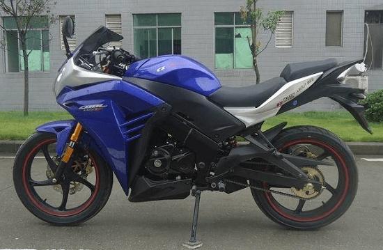 CZ Sports 150 Blue