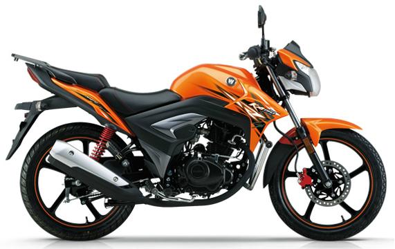 Haojue KA 135 Orange