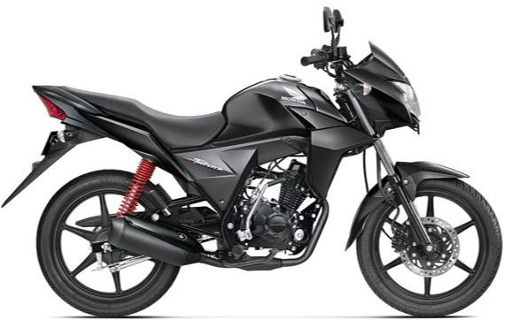 Honda CB Twister Black