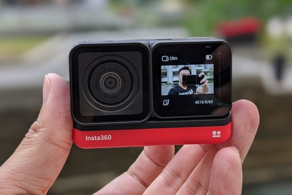 Insta360 ONE R Twin Edition price in BD