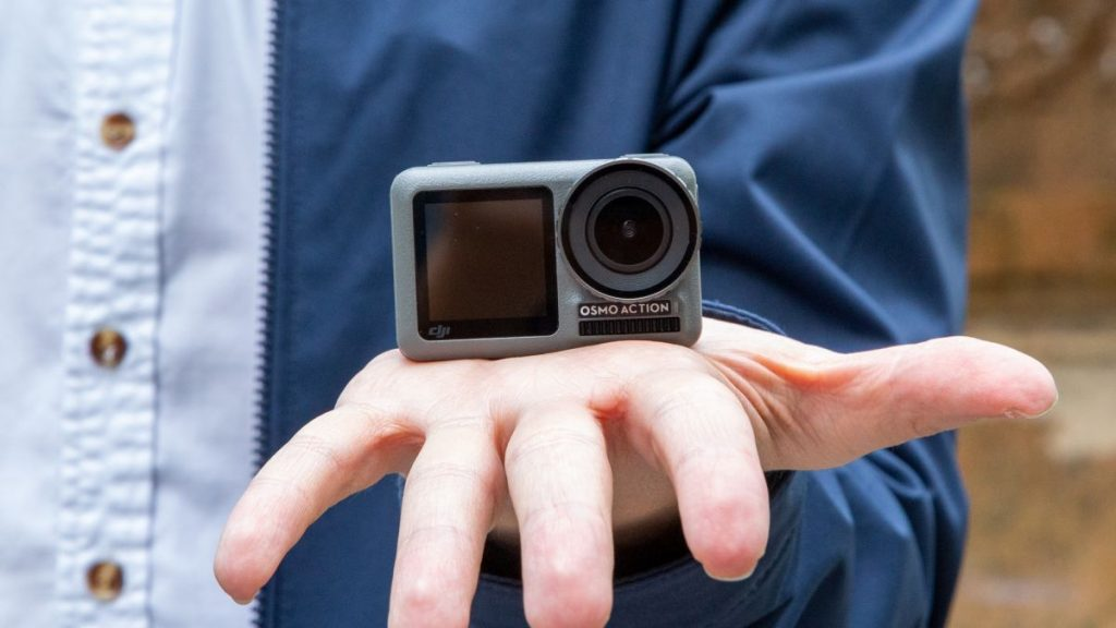 DJI Osmo Action Price in BD
