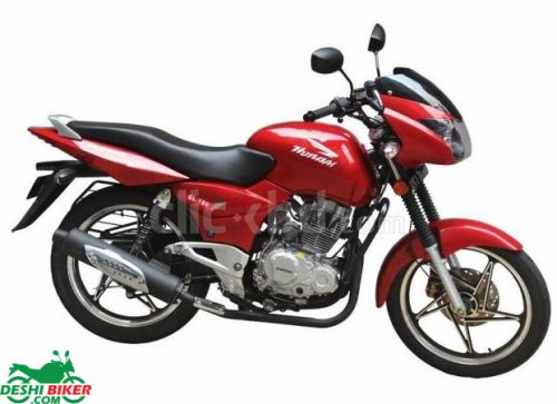 Hundai GL 150 Premio Red