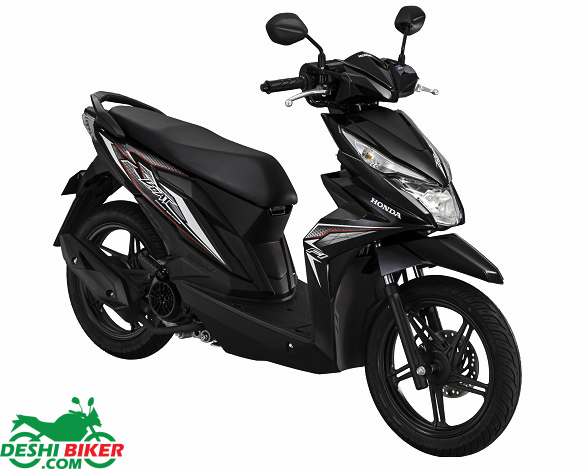 Honda Beat Black New
