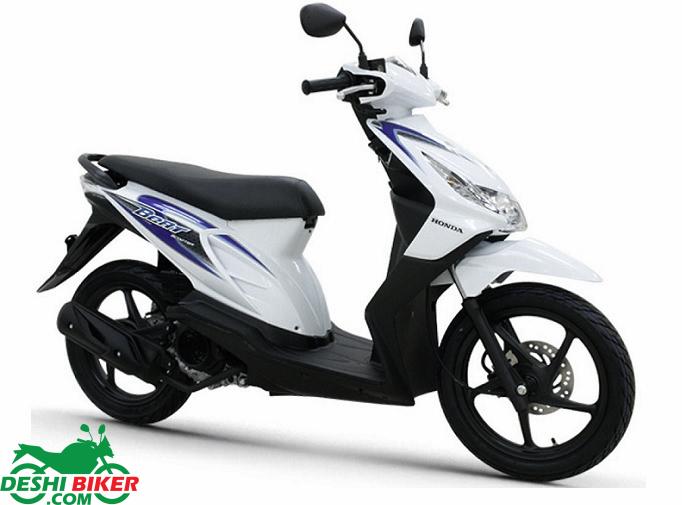 Honda Beat White