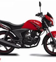 Runner Turbo 125 Red