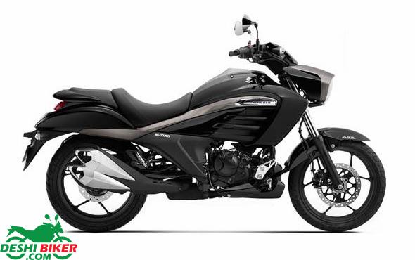 Suzuki Intruder 150 Black