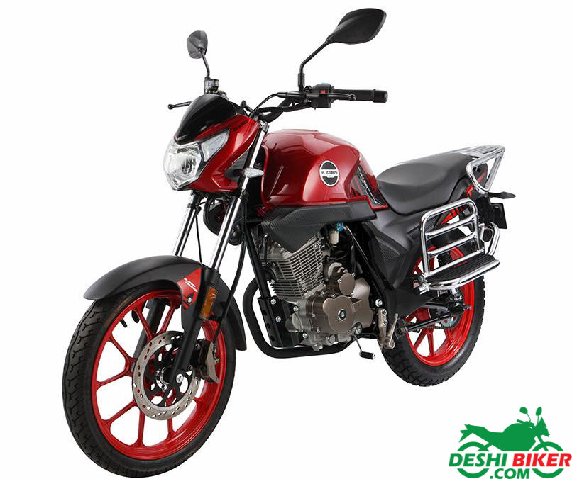Kiden KD150 G Red