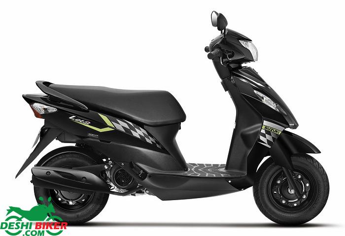 Suzuki Lets Black