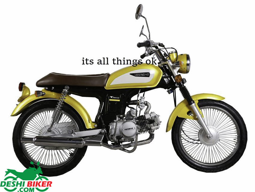 Victor-R Classic Yellow