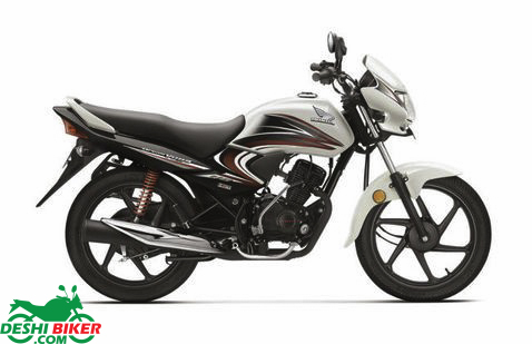 Honda Dream Yuga White