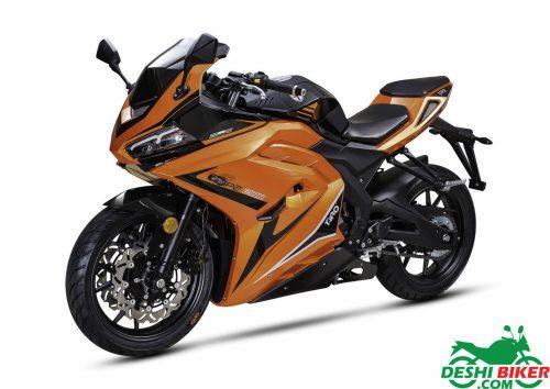 Taro GP-2 Sport Orange