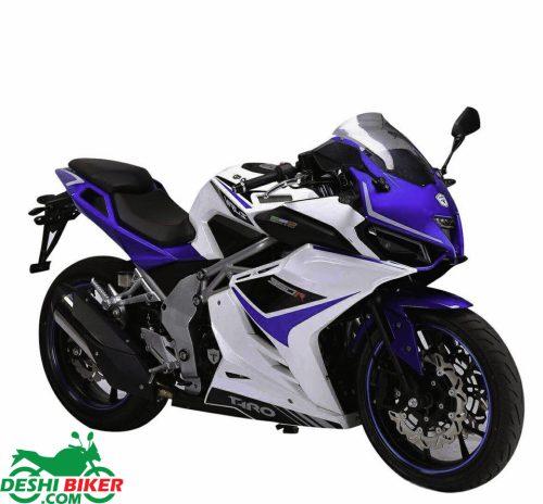Taro GP-1 Blue & White
