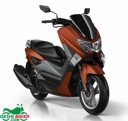 Yamaha NMax 155 Red