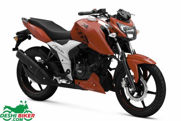 TVS Apache RTR 160 4V Price in Bangladesh