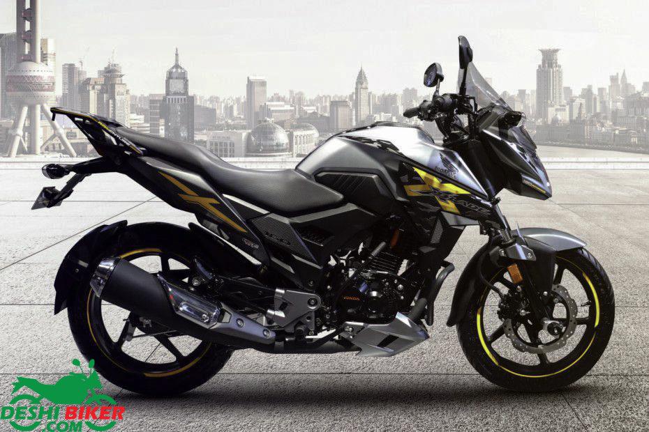 Honda xBlade 160 Metalic