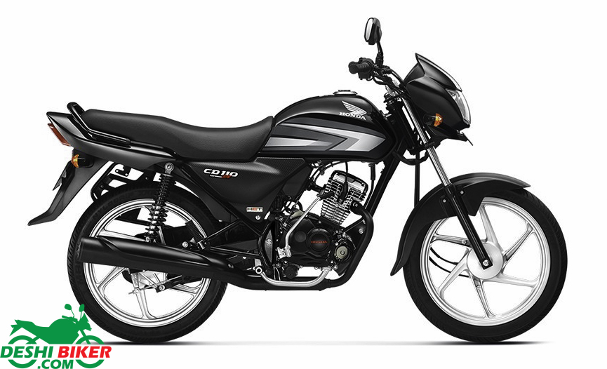 Honda CD110 Dream DX Black