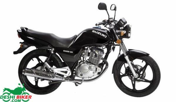 Suzuki EN 125 Black