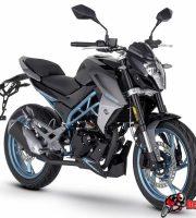 CF Moto 150NK Black