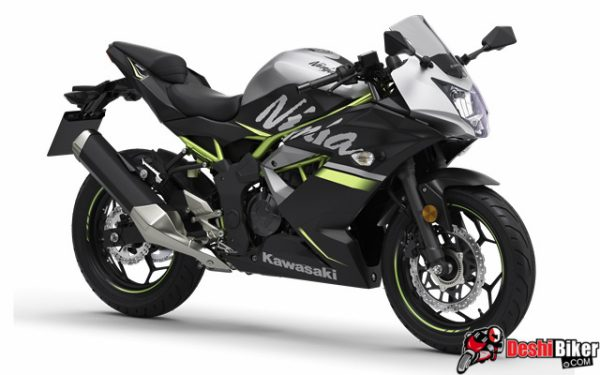 Kawasaki Ninja black
