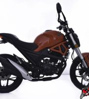 Speeder Big Monster 165 FI