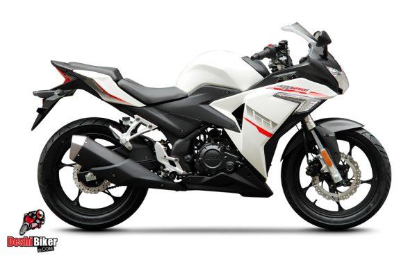 Loncin GP 165 White