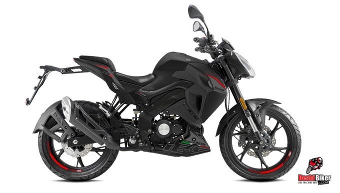 Benelli 165s Black