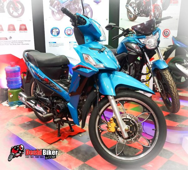 Roadmaster Cupid 110cc Scooter in Bangladesh